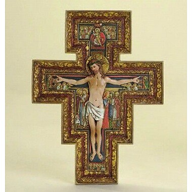 Roman, Inc. 18'' San Damiano Cross