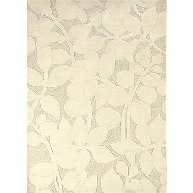Dynamic Rugs Allure Allurerary Ivory Area Rug; 8' x 11'
