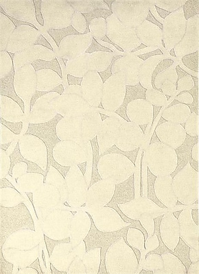 Dynamic Rugs Allure Allurerary Ivory Area Rug; Rectangle 8' x 11'
