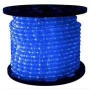 Queens of Christmas Rope Light; Blue