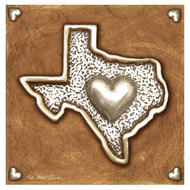 Thirstystone Texas Love II Occasions Coasters Set (Set of 4)