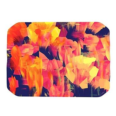 KESS InHouse Geo Flower Placemat