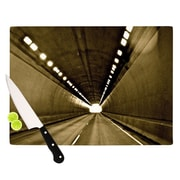 KESS InHouse Tunnel Cutting Board; 11.5'' H x 8.25'' W