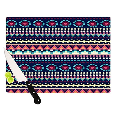 KESS InHouse Aiyana Cutting Board; 11.5'' H x 15.75'' W