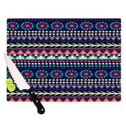 KESS InHouse Aiyana Cutting Board; 11.5'' H x 8.25'' W