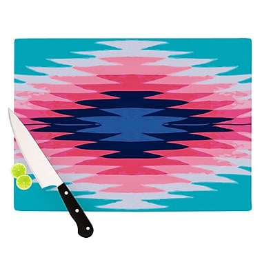 KESS InHouse Surf Lovin II Cutting Board; 11.5'' H x 8.25'' W