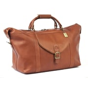 Claire Chase 12'' Duffel Bag; Saddle