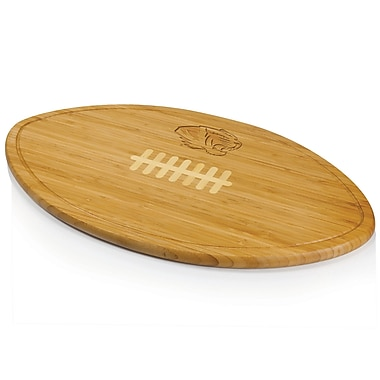 Picnic Time NCAA Kickoff Wood Cutting Board; University of Missouri Tigers/Mizzou