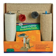Four Paws Carpet and Sisal Scratching Perch