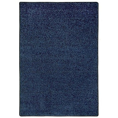 Milliken Modern Times Harmony Indigo Area Rug; Rectangle 2'1'' x 7'8''