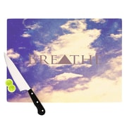 KESS InHouse Breathe Cutting Board; 11.5'' H x 8.25'' W