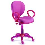 New Spec Clarine Desk chair; Pink