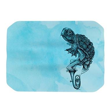 KESS InHouse Turtle Tuba III Placemat