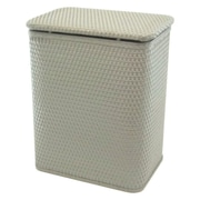 Redmon for Kids Chelsea Pattern Laundry Hamper; Herbal Green