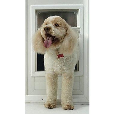 Perfect Pet Multi-Flex Pet Door; Large