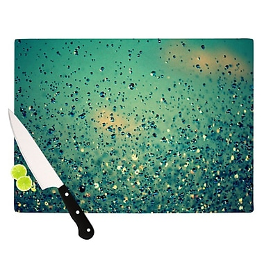 KESS InHouse Lullaby, Close Your Eyes Cutting Board; 11.5'' H x 15.75'' W