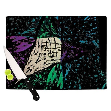 KESS InHouse Family 5 Cutting Board; 11.5'' H x 15.75'' W