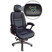 Tailgate Toss NCAA Executive Chair; West Virginia