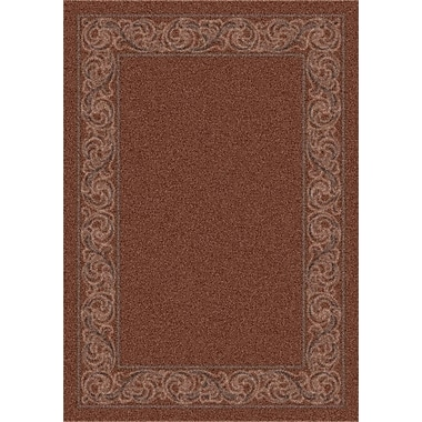 Milliken Modern Times Sonata Cafe Creme Area Rug; Rectangle 3'10'' x 5'4''