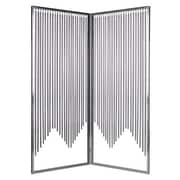 Screen Gems 74'' x 55'' Ensemble Screen 2 Panel Room Divider