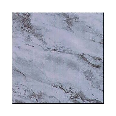 McGowan Tuftop Tempered Glass Marble Design Trivet