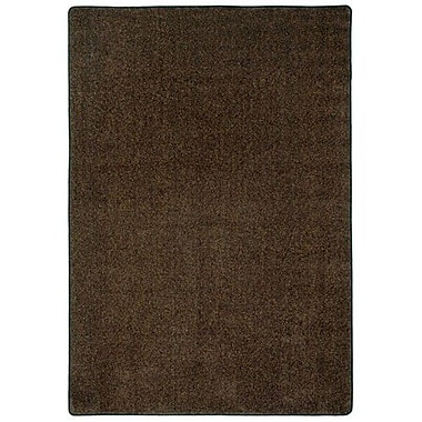 Milliken Modern Times Harmony Brown Area Rug; Rectangle 2'1'' x 7'8''