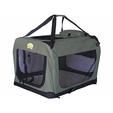 Go Pet Club Soft Pet Crate; Large (39'' H x 32'' W x 48'' L)