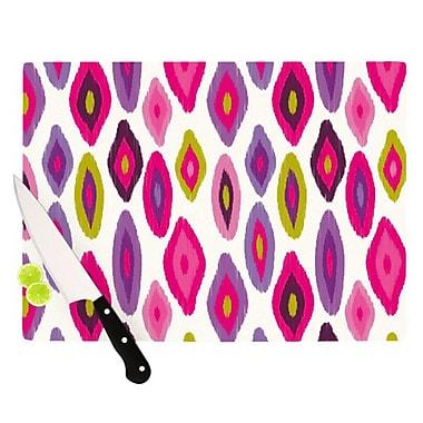 KESS InHouse Moroccan Dreams Cutting Board; 11.5'' H x 15.75'' W