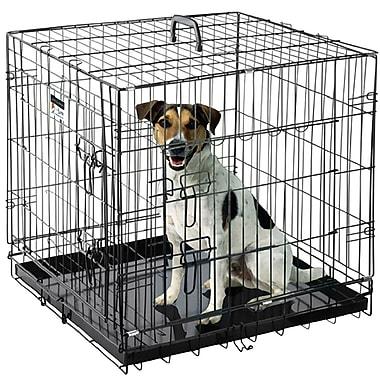 Pet Trex Folding Pet Crate; 24'' (23'' H x 20'' W x 24'' L)