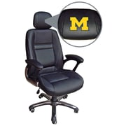 Tailgate Toss NCAA Executive Chair; Michigan