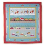 Patch Magic Junior Travel Cotton Quilt