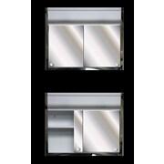 Ketcham Medicine Cabinets 24'' x 19.38'' Surface Mount Medicine Cabinet
