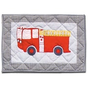 Patch Magic Fire Truck Placemat (Set of 4)