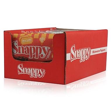 Snappy Popcorn Microwave Popcorn Display (Set of 12); Movie Theater