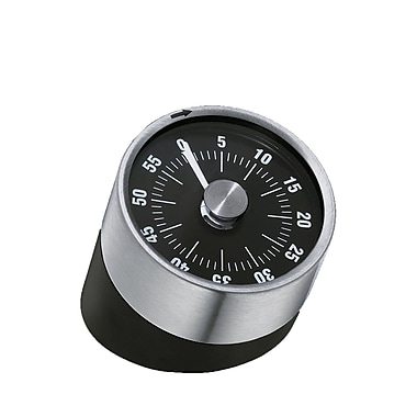 Frieling Cillo ''Tower of Pisa'' Kitchen Timer; Black