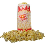 Snappy Popcorn Burst Design Popcorn Bag (Set of 1000); 1 oz.