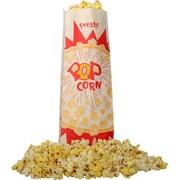 Snappy Popcorn Burst Design Popcorn Bag (Set of 1000); 2 oz.