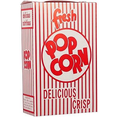 Snappy Popcorn Close-Top Popcorn Box (Set of 100); 1E