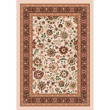 Milliken Pastiche Aydin Sand Rug; Rectangle 3'10'' x 5'4''