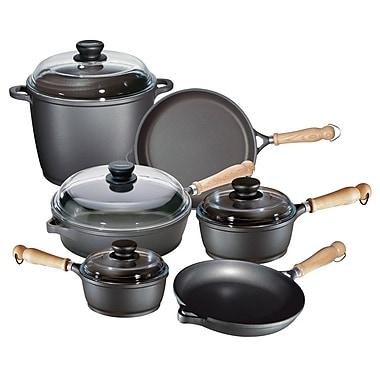 Berndes Tradition 10-Piece Cookware Set