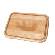 Catskill Craftsmen 20'' Versatile Meat Holding Wedge / Trench Cutting Board