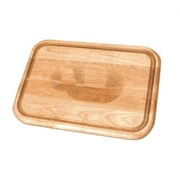 Catskill Craftsmen 24'' Versatile Meat Holding Wedge / Trench Cutting Board