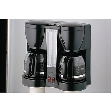 CucinaPro Specialty Electrics Double Carafe Coffee Maker