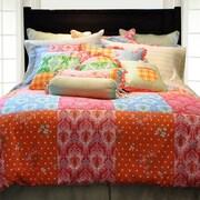 Pointehaven Luxury 12 Piece Reversible Comforter Set; Full