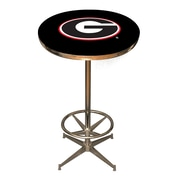 Imperial NCAA Pub Table; Georgia