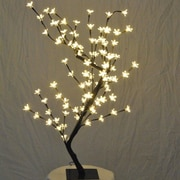 Queens of Christmas Cherry Tree Lighting Bulb; Warm White