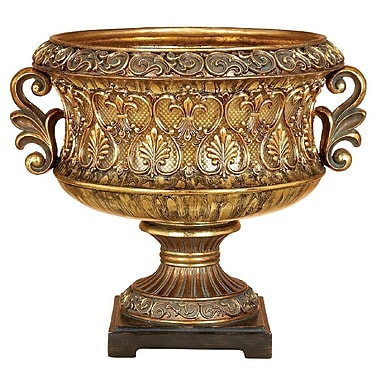 Aspire Elegant Golden Decorative Decorative Bowl