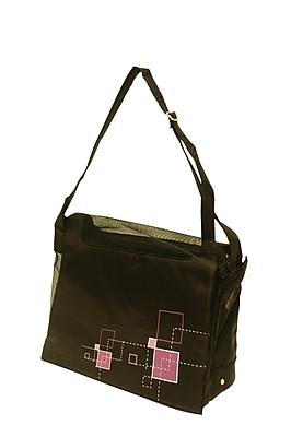 Hagen Dogit Messenger Bag Dog Carrier; Argyle