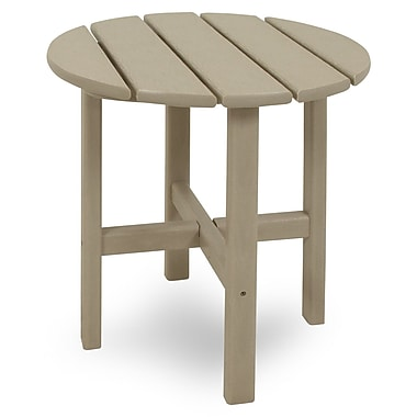 Ivy Terrace Classics Side Table; Sand