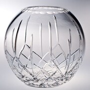Majestic Crystal Plaza Crystal Rose Decorative Bowl